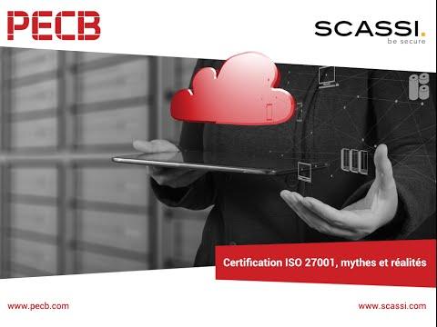 Certification ISO 27001, mythes et réalités