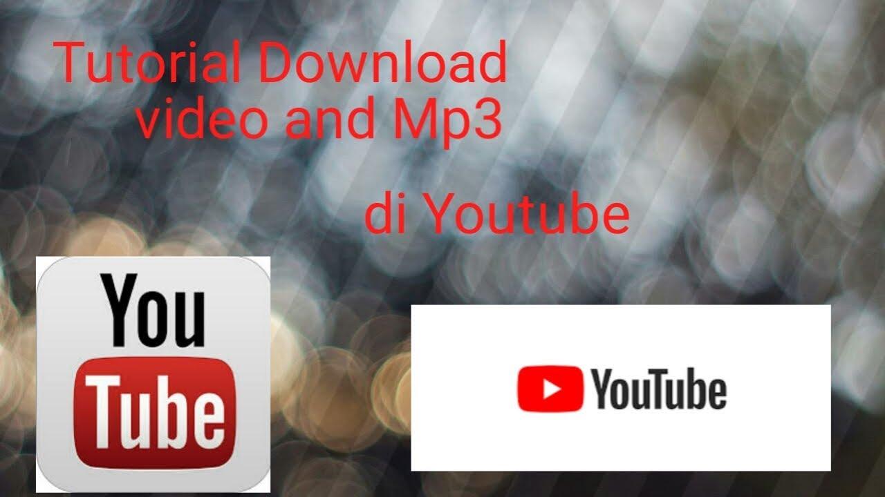 Cara download video youtube di android dengan cepat 2018.