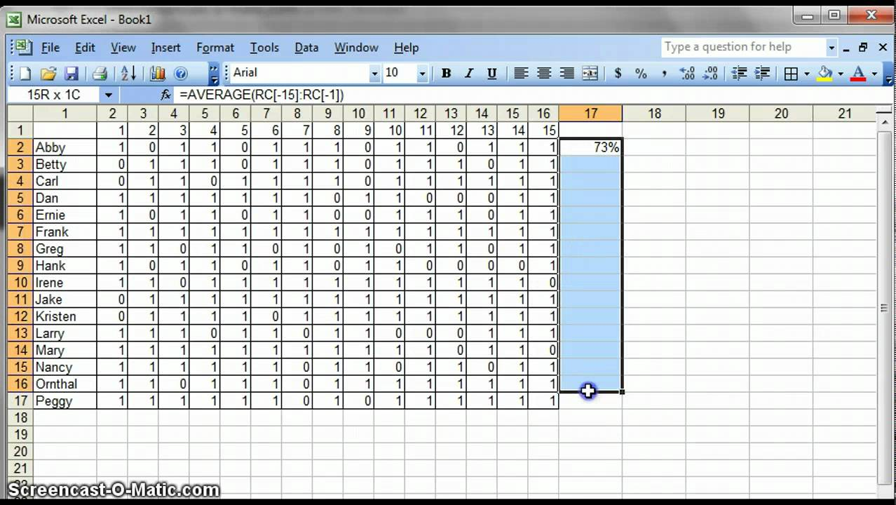 Simple data analysis for teachers using excel youtube for Data analysis template for teachers