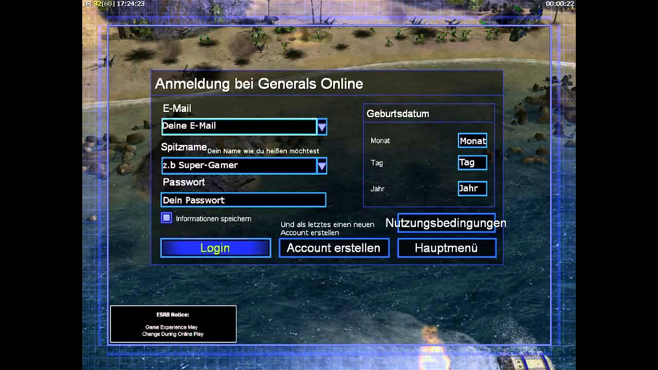 Generals Online Spielen