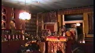 Mahakala Puja with Kyabje Tenga Rinpoche - Witten 1996