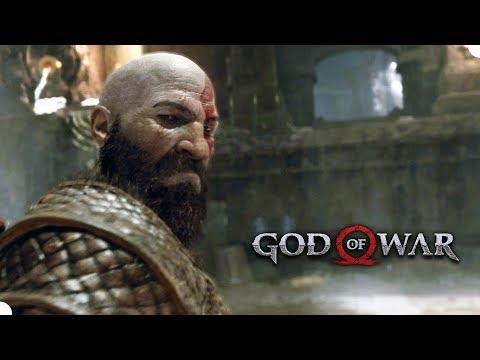 GOD OF WAR #3 - Atravessando as Ruínas! (PS4 Pro Gameplay em Português PT BR)