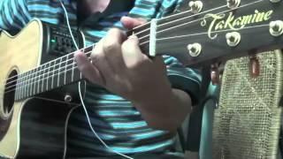 Dua Em Vao Ha  (Tram Tu Thieng) Guitar Cover