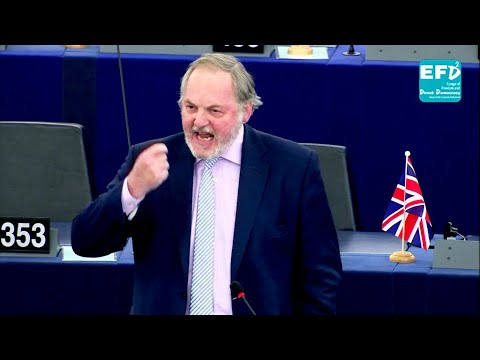 European Arrest Warrant is what caused Assange to jump bail, William Dartmouth reminds MEPs