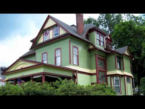 Historic Homes of Oil City, PA