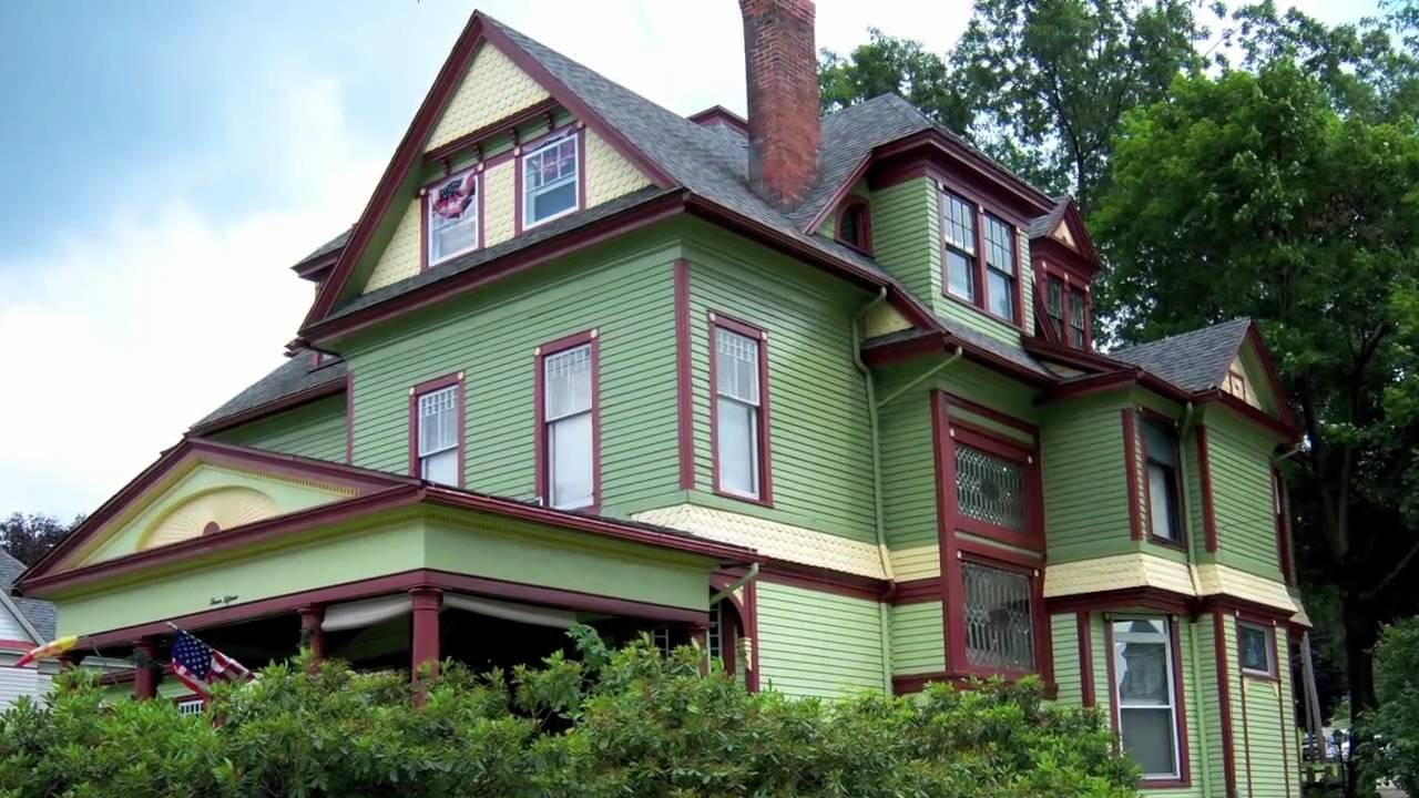 Historic homes of oil city pa youtube for Homes pictures