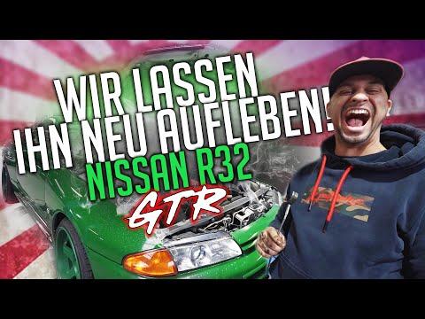 JP Performance - Wir lassen ihn neue aufleben! | Nissan R32 GTR