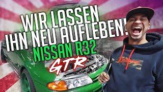 JP Performance - Wir lassen ihn neu aufleben! | Nissan R32 GTR