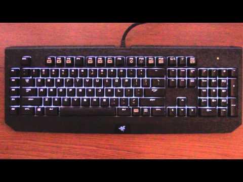 FPS Split Fire: Razer Blackwidow Chroma Custom Lighting