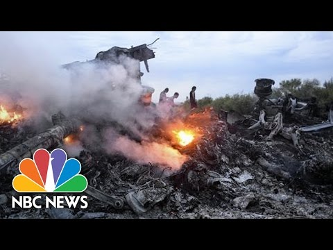 Flight MH-17 Shot Down By Russian Missile, Investigation Finds | NBC News