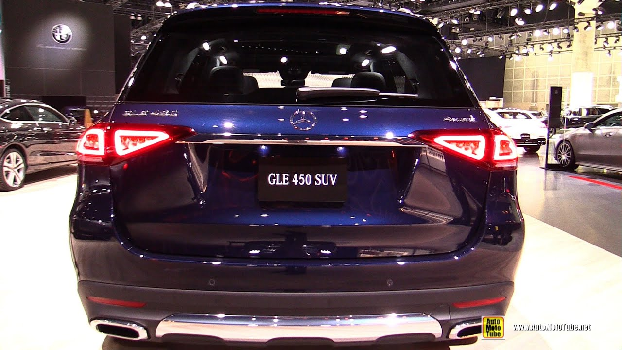 Mercedes GLE450 4matic 2020 - Walkaround Exterior Interior Tour