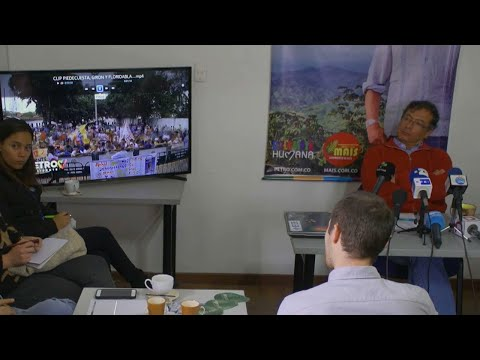 Colombia Presidential Election: a look at 'progressive' candidate Gustavo Petro