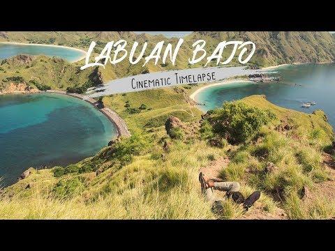 Making timelapse Video | Labuan Bajo Waerebo Timelapse | Free Cinematic Music