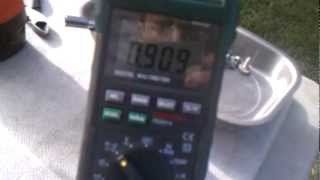 Troubleshoot outside condenser fan a/c ac hvac part 2