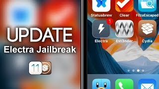 How to Update Electra Jailbreak without removing Cydia or a Computer