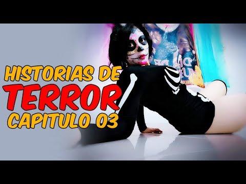 Historias de Terror Capitulo 03 | Viryd in the mirror