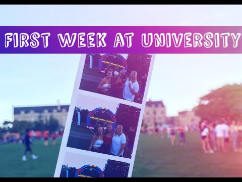 University of Guelph Orientation Week 2018
