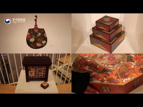 [02.10] The Use Of Hanji In Our Daily Life '생활 속의 한지' Exhibition Reception