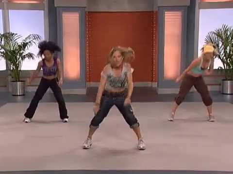 Dance Off The Inches - Cardio Hip Hop (45:08min)
