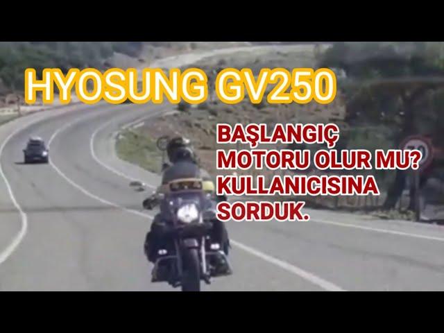 BAŞLANGIÇ MOTORU HYOSUNG GV250 AQUİLA. .