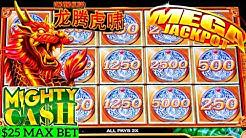 High Limit Mighty Cash Slot MASSIVE HANDPAY JACKPOT ! Tons Of BONUSES! Full Screen Handpay Jackpot
