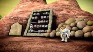 """LEGO® Chima™ Épisode 22 - """"La toile géante"""" (Français)"""