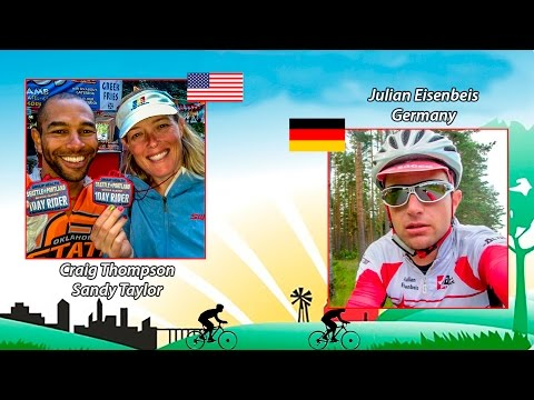 #117 Cycling for Autism and Julian Eisenbeis visit The OhioRAAM Show