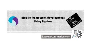 Page Object Model in Appium -- Part 2 (Mobile Framework Development series)