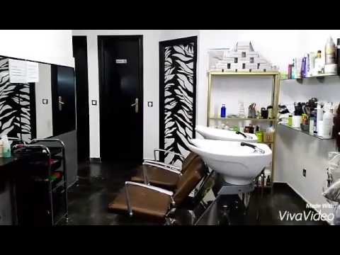 Copia de como decorado mi sal n de belleza video youtube - Ideas para decorar un salon moderno ...
