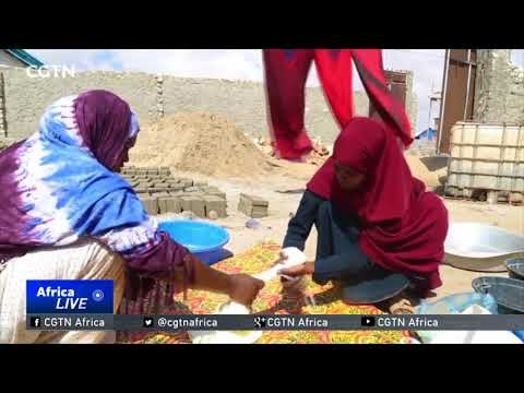 Kismayo support centre helps returnees rebuild their lives