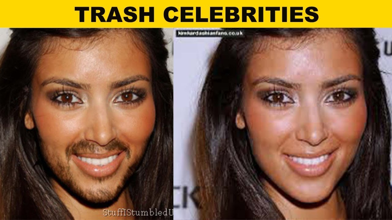 TRASH CELEBRITIES