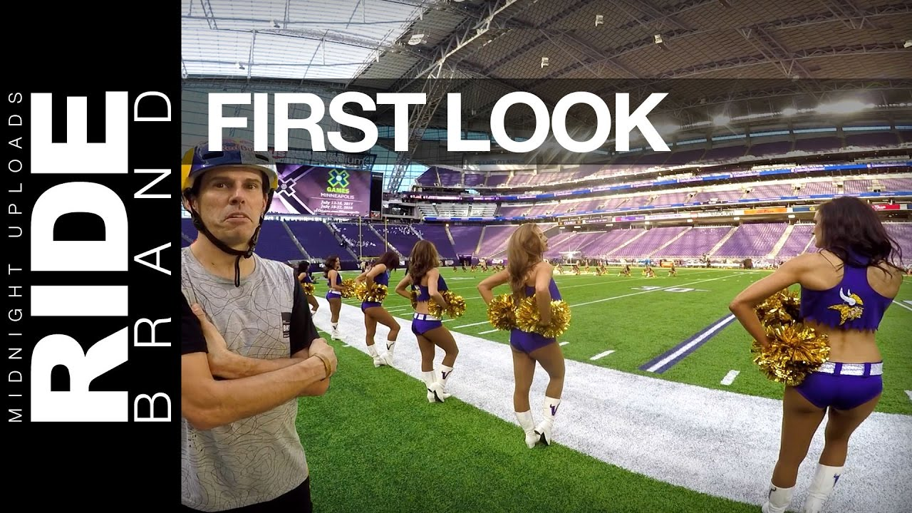 X-GAMES MINNEAPOLIS UPDATE - 5x Gold Medalist Daniel Dhers' at US Bank  Stadium