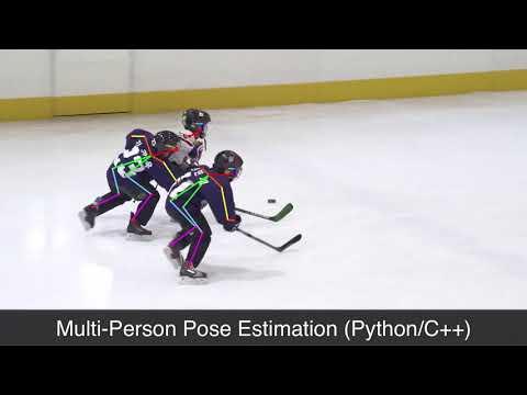 Multi-Person Pose Estimation in OpenCV using OpenPose | Learn OpenCV