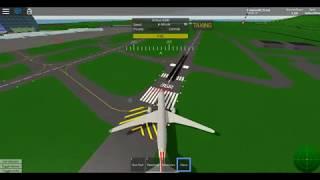 Roblox - Pilot training | Flight from Greater rock to Izolirani