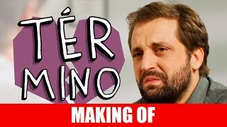 Vídeo - Making Of – Término
