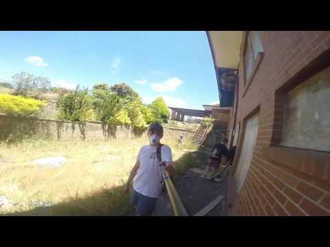 Exploring Abandoned Hospital, Bathurst Australia