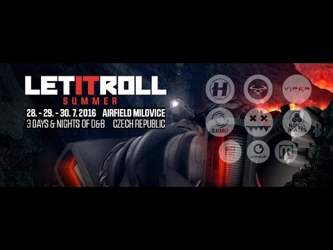 """THE UNITED STATE OF DNB BC⚡︎➒ """"LET IT ROLL"""" FESTIVAL MIX."""