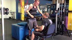 Vlasto's story - Spinal cord injury recovery