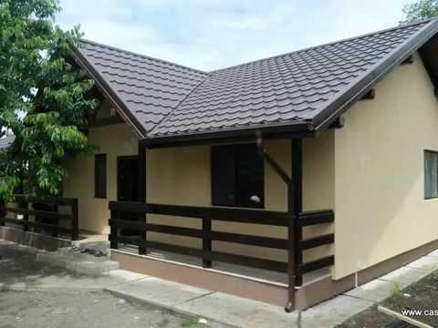 Constructii case de lemn ieftine constructia la cheie a casei de la dridu jud ialomita youtube - Cat costa o piscina in curte ...
