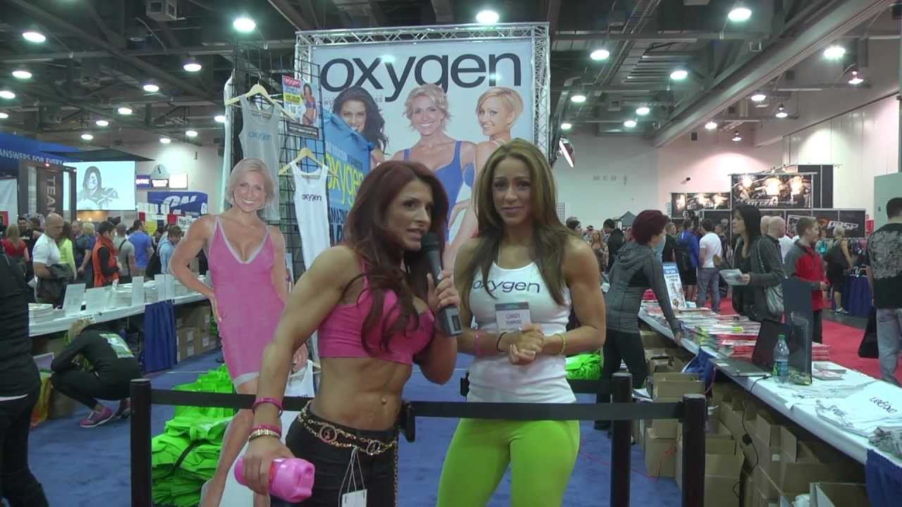 Behind the Scenes at the 2012 Arnold Sports Festival