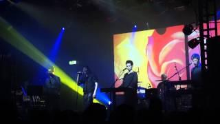 Laibach - The Whistleblowers, London, 02.04.2015, Electric Ballroom