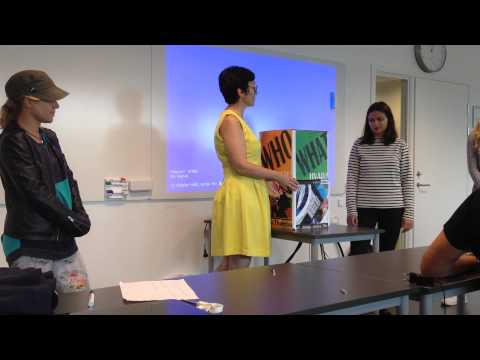 Video from 2nd day CPH Business Academy