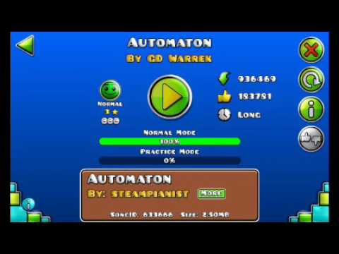 AUTOMATON BY: GD WARREK Easy User Coin #14