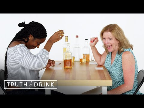 Me and My Mother-In-Law | Truth or Drink | Cut