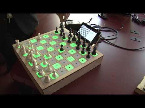 Team ELO Smart Chessboard - MSOE Senior Design 2014