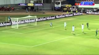 מכבי חיפה - חזאר לנקראן 0-2 מוקדמות ליגה אירופית UEFA Europa League Xäzär Länkäran