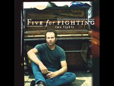 Five For Fighting  Nobody