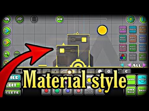 How To Make Block Design / Geometry Dash [2.13] как создать Уровень и попасть во Featured