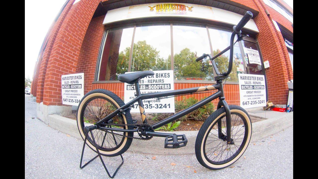 2014 Verde Vex XL Unboxing @ Harvester Bikes - YouTube