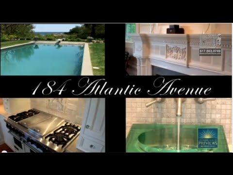 184 Atlantic Avenue, Cohasset, Massachusetts waterfront real estate